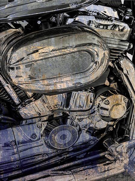Classic-motorbike