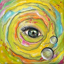 Auge von Susanne Arendt