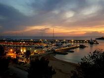 Yachthafen Port Adriano bei El Torro auf Mallorca  von wirmallorca