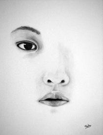 Face Off - Solemn von Tina Nelson