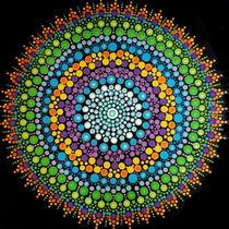 Mandala Zen von Tina Nelson