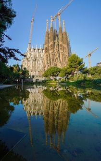 Sagrada Familia - Barcelona von Gerard van Delft