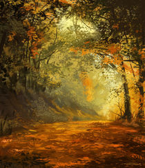 Waldlichter von Tobias Goldschalt