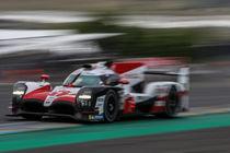 High Speed Toyota at 24h Le Mans von Richard Kortland