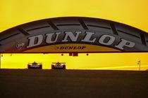 24h Le Mans Sunrise by Richard Kortland