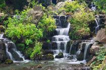 Kleiner Wasserfall von Kilian Schloemp
