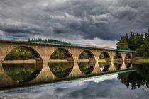 Klamer Brücke von Simone Rein