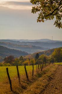 Herbstlandschaft by Simone Rein