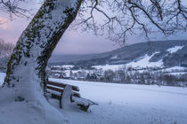 Winter in Herscheid by Simone Rein