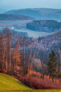 Herbst in Lüdenscheid by Simone Rein