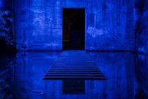 Blue Exit von Kilian Schloemp