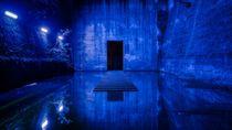 Blue Exit II von Kilian Schloemp