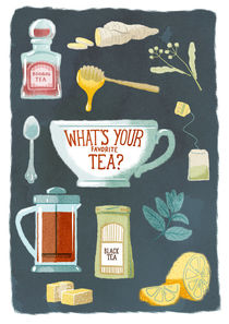 What's your favorite tea? by Raimondas Žukauskas