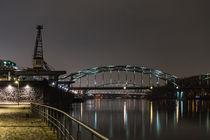 Ostend bei Nacht von Kilian Schloemp