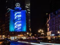 Nachtlichter Frankfurts by Kilian Schloemp