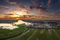 Luftbild Lauenburg von photoart-hartmann