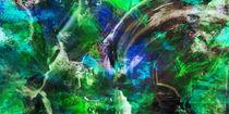 Liquid Dancing Twilights III von Wolfgang Rieger