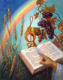 Holy Bible - The Gospel According to John von Svitozar Nenyuk