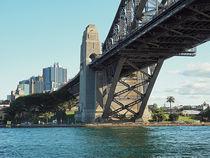 Harbour Bridge Sydney von vogtart