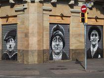 StreetArt Barcelona von vogtart