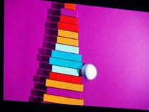 Sound Box, pink by vogtart