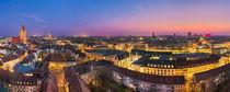 Hannover Sunset von Michael Abid
