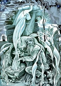 Wassermann von Konstantin Avdeev