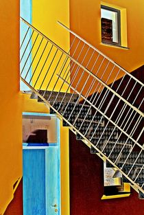 'Linien und Strukturen...' von loewenherz-artwork