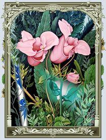 Rosa Blumen von Konstantin Avdeev
