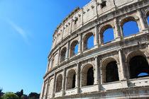 Il Colosseo, Roma von Tricia Rabanal