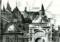 Het Binnenhof (The Inner Court) - 29-10-15 by Corne Akkers