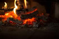 Fire place von Gaukhar Yerk