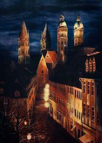 Naumburg Dom - UNESCO Weltkulturerbe by Doris Seifert