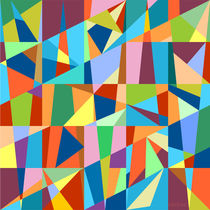 595 Geometric Color von knoe-rei