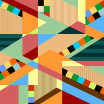 600 Geometric Color by knoe-rei
