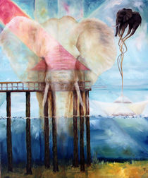 Noahs weißer Elefant ... oder wenn Elefanten weinen von Ralf Czekalla