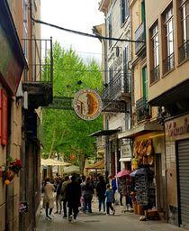Die wunderschönen Gassen der Altstadt von Sóller (Mallorca) by wirmallorca