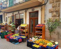 Frisches Obst und gemüse aus dem Orangental  by wirmallorca