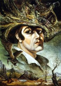 PORTRAIT OF YOUNG BOGOMIL von Otto Rapp