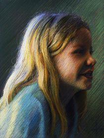 'Laura - 01-04-15 (sold)' von Corne Akkers