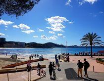 Mallorca - Paguera Strand von wirmallorca