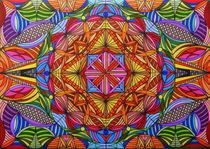 Mandala powerful von Wolfgang Johann Suhadolnik