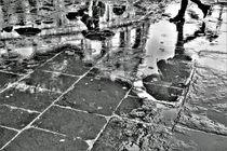 Colosseum im Regen nach einem Gewitter by wandernd-photography