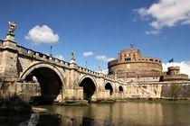 Castel Sant Angelo - Die Engelsburg by wandernd-photography