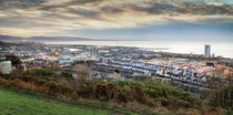 Swansea City Centre and East Side by Leighton Collins