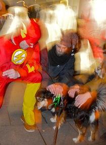 A Gathering of Superheroes  - Superhelden unter sich von Edgar Lück