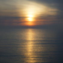 Malerischer Sonnenuntergang von Bodo Balzer