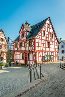 Rhens - Rathaus 64 von Erhard Hess