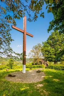 Rhens - Kreuz und Königsstuhl 50 von Erhard Hess