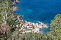 Blick auf Port de Valldemossa von wirmallorca